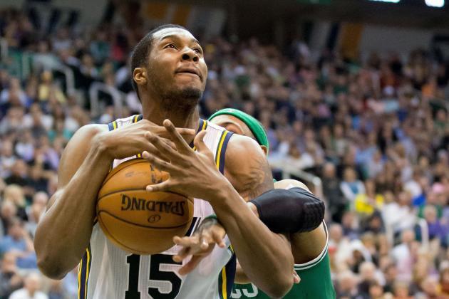 Utah Jazz Fall to Boston Celtics in Overtime, 107-110
