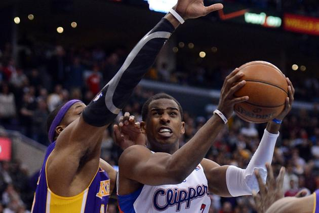 How Chris Paul's Future With Clippers Affects Dwight Howard's With Lakers