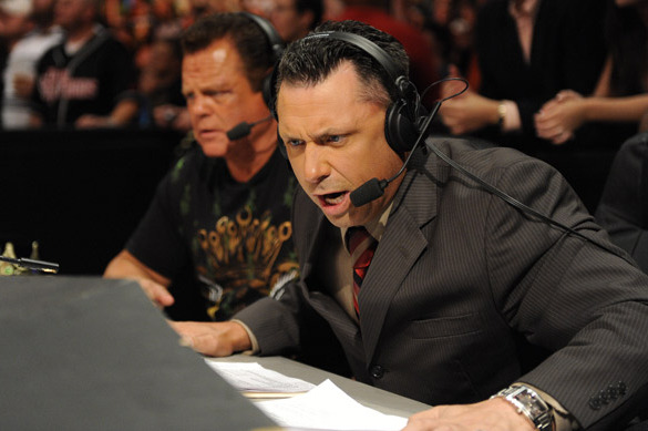 Michael Cole Goes to Glenn Beck's Studio, Tries to Get Interview