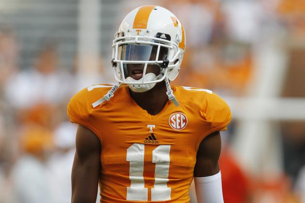 2013 NFL Draft: Although Overshadowed, Justin Hunter Is the Real Deal