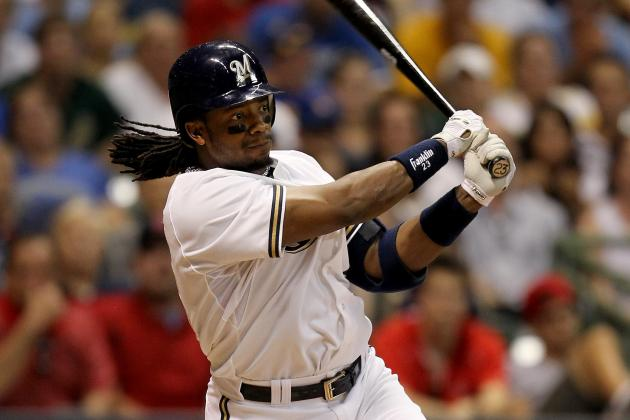Brewers May Face Dilemma with Rickie Weeks in 2013