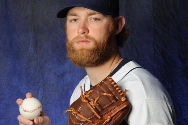 Will Andrew Cashner Be Ready to Start Opening Day?