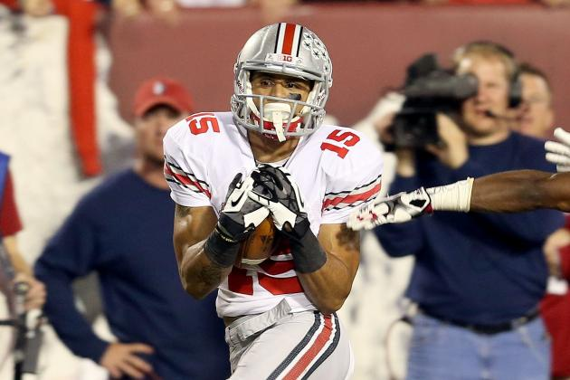 Devin Smith Needs to Step Up for the Buckeyes Offense in 2013
