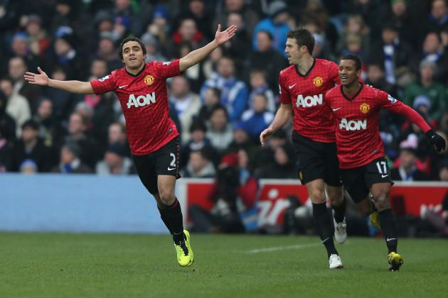 Why Rafael Is Manchester United's Most Improved Player This Season