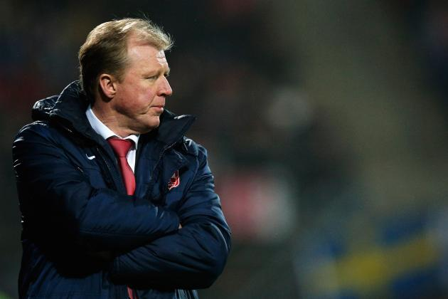 Steve McClaren Leaves FC Twente, but Where Does He Go from Here?