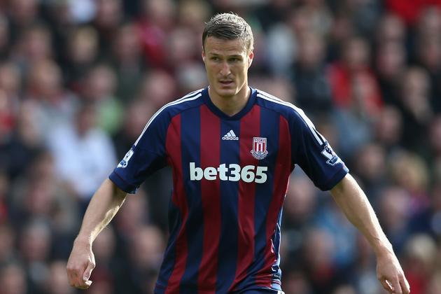 Stoke Defender Huth Charged with Violent Conduct by FA