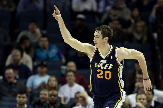 Utah Jazz: Gordon Hayward Deserves Sixth Man of the Year Consideration