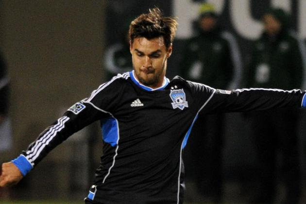 MLS MVP Wondolowski Signs New Deal with Quakes