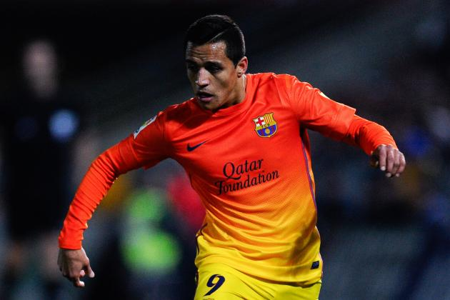 Fiorentina & Juve to Bid for Sanchez?
