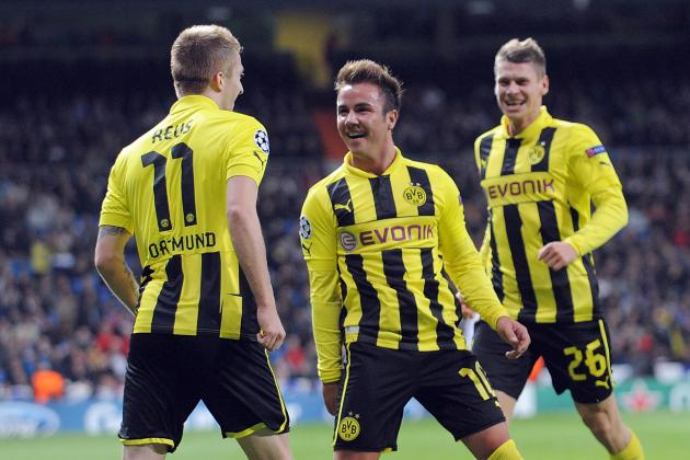 Marco Reus Is Fulfilling His Promise, but Mario Goetze Is Dortmund's Best Player