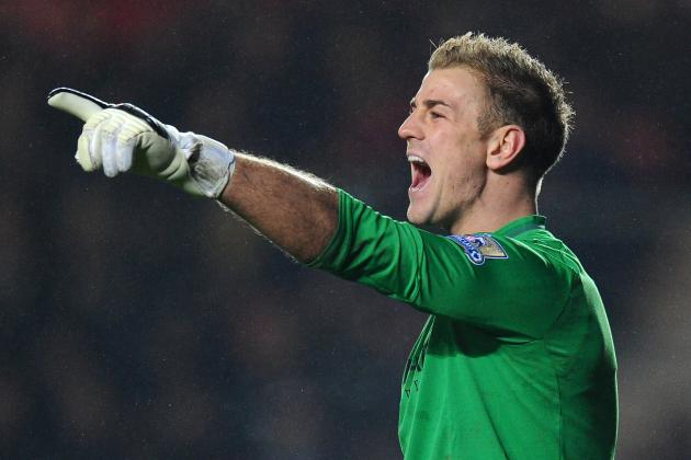 Joe Hart Says Manchester City Will Keep Fighting for Premier League Title