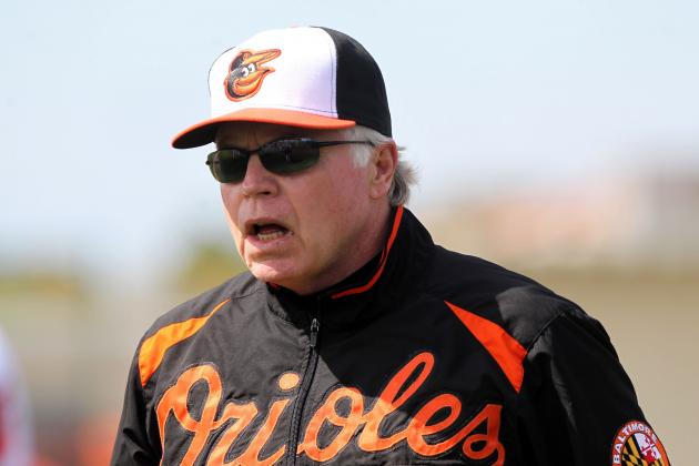 Orioles Plan to Push Forward, Not Fall Back