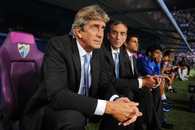 Malaga Coach Manuel Pellegrini Denies Link to Man City