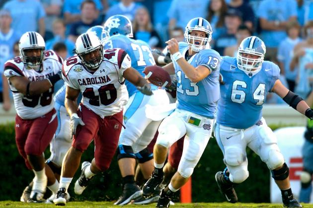 Why Nobody Realizes What a Big Deal South Carolina vs. North Carolina Really Is