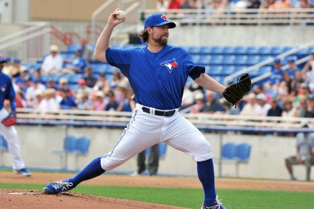 Blue Jays to Decide on Dickey Catcher After World Baseball Classic