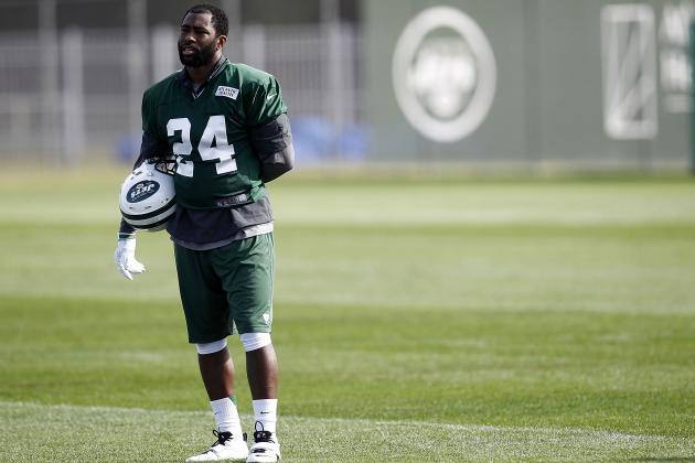 Jets Reportedly Snub Darrelle Revis' Representatives, Field Trade Inquiries