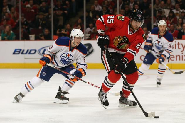 Chicago Blackhawks: Don't Forget About Viktor Stalberg's Part in Edmonton Win