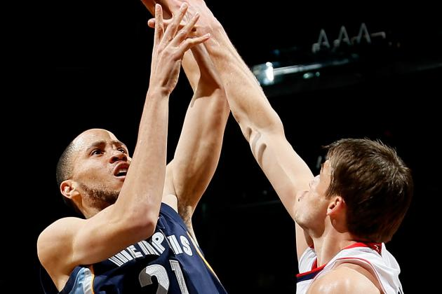 Examining the Tayshaun Prince Effect on the Memphis Grizzlies