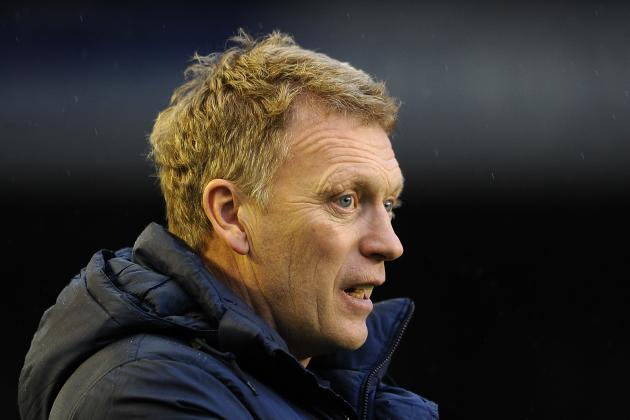 Everton Boss David Moyes Ready for Big Games, Starting with Oldham in FA Cup