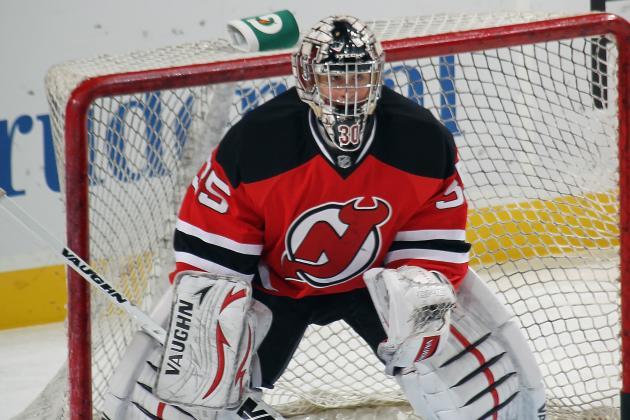 Devils Recall Goalie Keith Kinkaid from Albany (AHL)