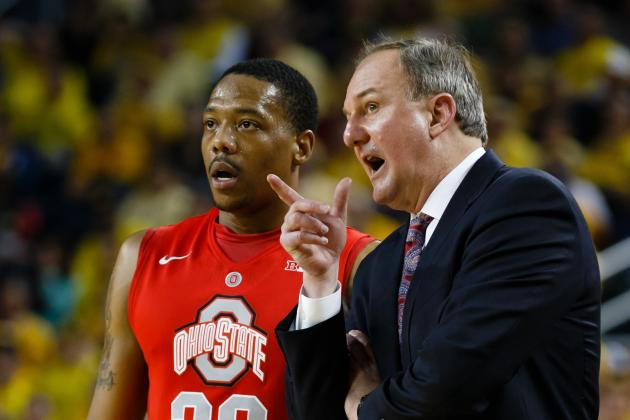 Ohio State Needs Help to Avoid No. 5 Seed in Big Ten Tournament