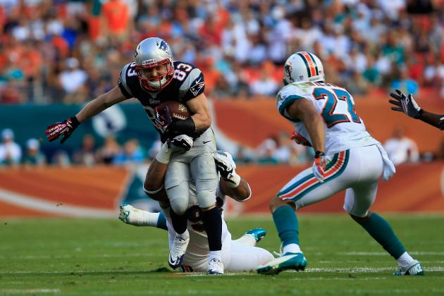 Wes Welker May Not Be Done with the Patriots After All and Other AFC East News