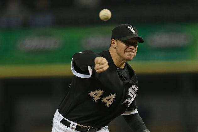 Peavy Ready for First Cactus League Start