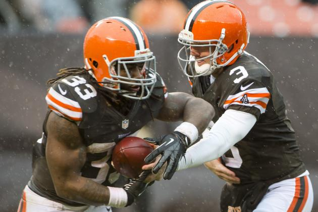 Reporter Says Browns' Trent Richardson Told Him