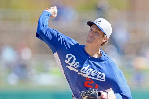 Greinke Gave Rangers Chance to Beat Dodgers' Offer