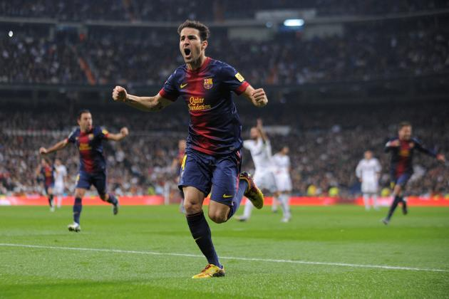 Barcelona vs. Real Madrid: Viewing Guide and Preview for Copa Del Rey Semifinals