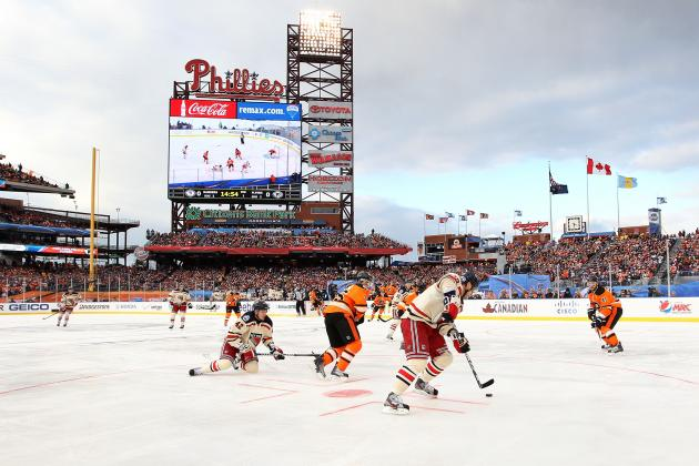 Why Multiple Outdoor Games Is Actually a Great Idea for the NHL