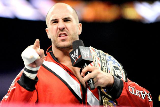 Antonio Cesaro: WWE's Utilization of United States Champion Is Criminal