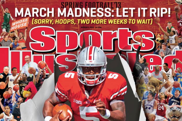 Braxton Featured on National SI Cover
