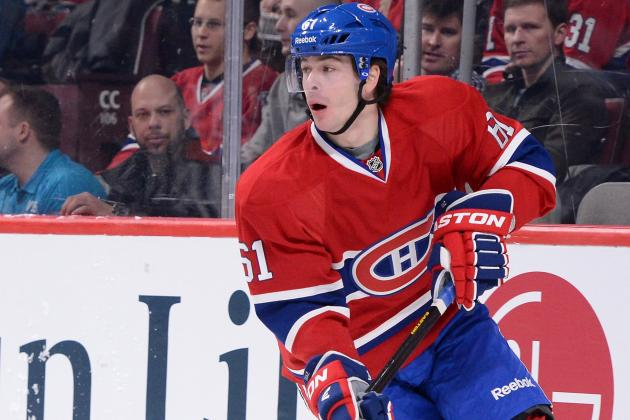 Diaz a Microcosm for High-Flying Habs