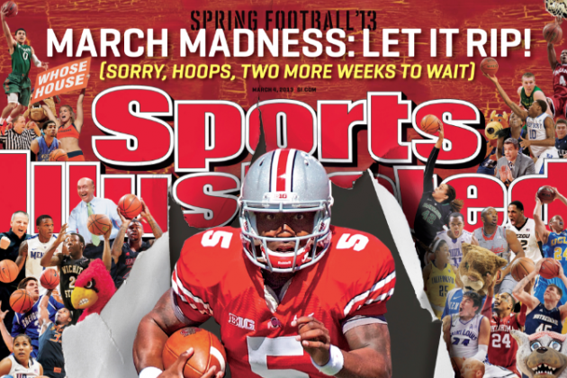 Ohio State Quarterback Braxton Miller on Regional Cover