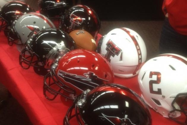 New Options for Texas Tech's Helmets?