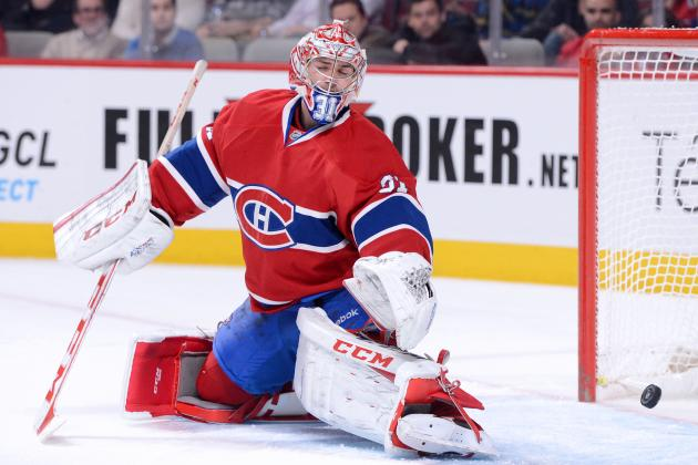 'It Never Should Have Gone In': Carey Price