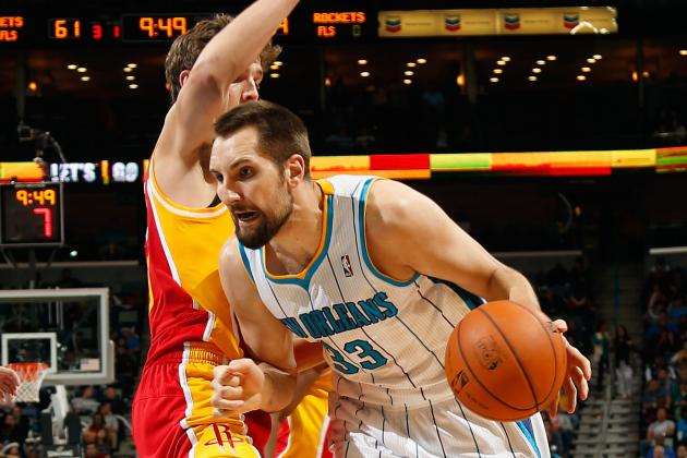 New Orleans Hornets: Can Ryan Anderson Win Sixth Man of the Year Award?