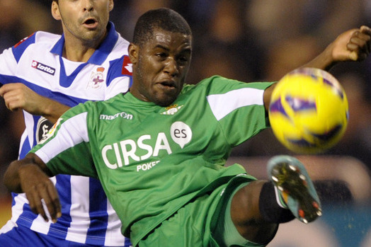 Real Betis Want to Extend Loan of Arsenal Forward Joel Campbell