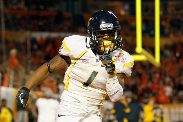 NFL Combine 2013: Tavon Austin and Top Performers in Indianapolis so Far