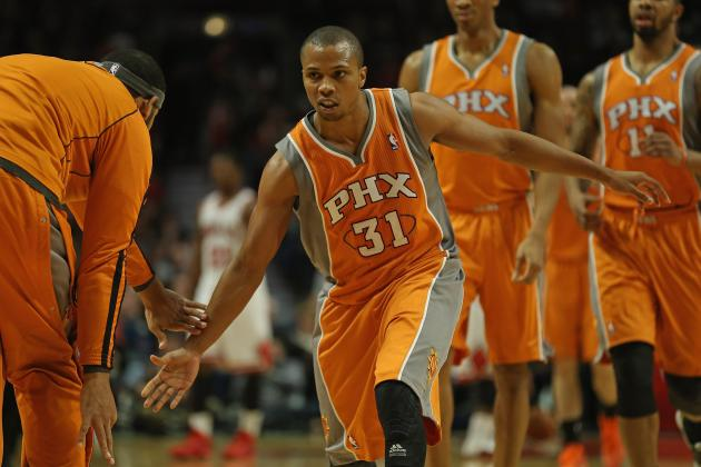 Sebastian Telfair Is Content to Get out of Phoenix, Come to Raptors