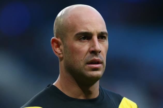 Liverpools Pepe Reina Enjoying Working Relationship with Brendan Rodgers