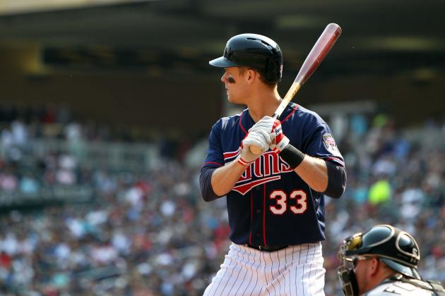 Minnesota Twins' Justin Morneau Feeling No Pain