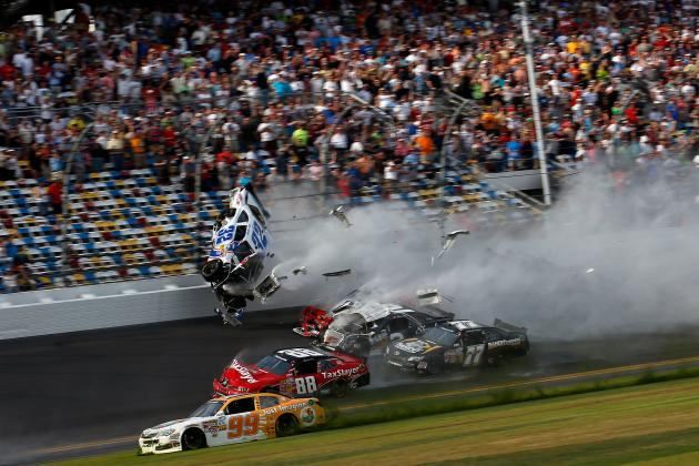 Three Fans Hurt in N'wide Crash Hire Lawyer