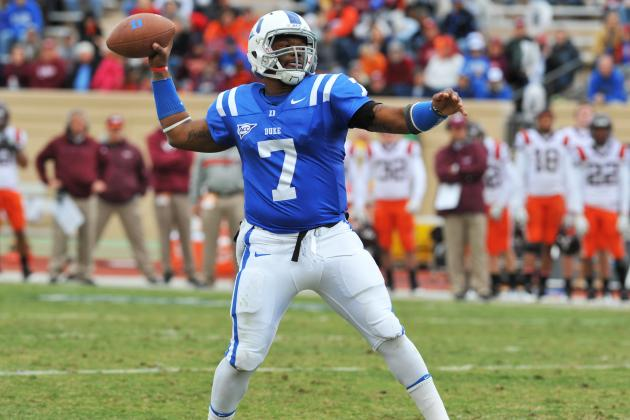 Duke QB Anthony Boone Ready to Lead