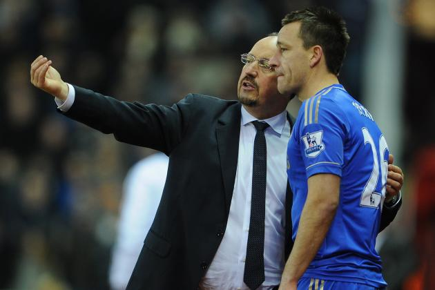 Chelsea: Rafael Benitez Faces Dilemma over Talisman John Terry