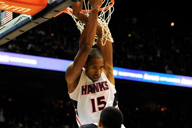 Horford, Hawks Soaring Post Deadline