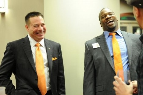 Butch Jones Not to Blame for Jay Graham Leaving Tennessee Volunteers