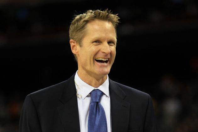 Steve Kerr Talks NBA Playoffs, Super-Teams & 2013 Allstate NABC Good Works Team