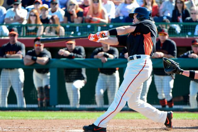 Cole Gillespie Will Be Next Spring Training Surprise for San Francisco Giants